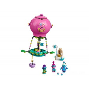 Lego Trolls World Tour Poppy's Hot Air Balloon Adventure - Sale