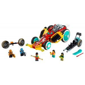 Lego Monkie Kid Monkie Kid's Cloud Roadster - Sale