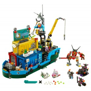 Lego Monkie Kid Monkie Kid's Team Secret HQ - Sale
