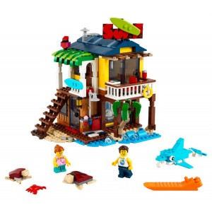 Lego Creator 3-in-1 Surfer Beach House - Sale