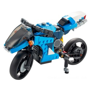 Lego Creator 3-in-1 Superbike - Sale