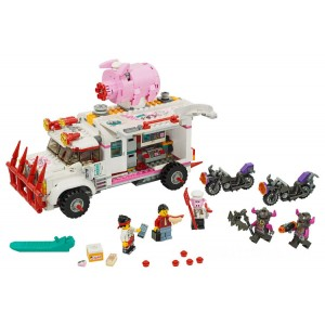 Lego Monkie Kid Pigsy's Food Truck - Sale