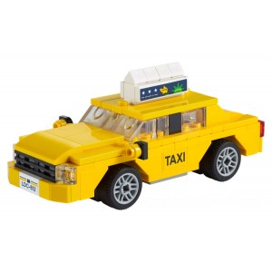 Lego Creator 3-in-1 Yellow Taxi - Sale