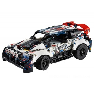 Lego Technic™ App-Controlled Top Gear Rally Car - Sale