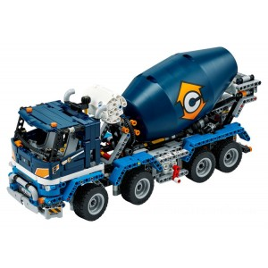 Lego Technic™ Concrete Mixer Truck - Sale