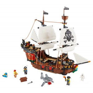 Lego Creator 3-in-1 Pirate Ship - Sale