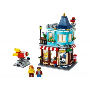 Lego Creator 3-in-1 Townhouse Toy Store - Sale
