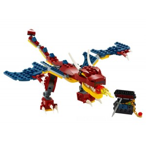 Lego Creator 3-in-1 Fire Dragon - Sale