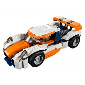 Lego Creator 3-in-1 Sunset Track Racer - Sale