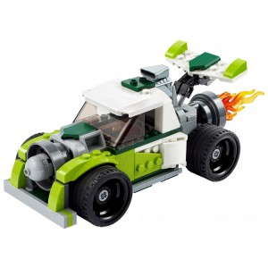 Lego Creator 3-in-1 Rocket Truck - Sale
