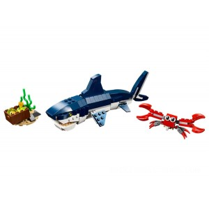 Lego Creator 3-in-1 Deep Sea Creatures - Sale
