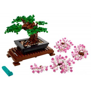 Lego Creator Expert Bonsai Tree - Sale
