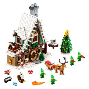 Lego Creator Expert Elf Club House - Sale