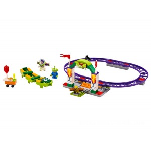 Lego Toy Story 4 Carnival Thrill Coaster - Sale