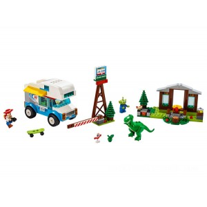 Lego Toy Story 4 Toy Story 4 RV Vacation - Sale