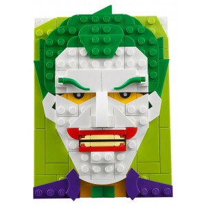 Lego Brick Sketches™ The Joker™ - Sale