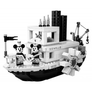 Lego Disney™ Steamboat Willie - Sale