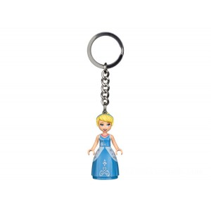 Lego Disney™ Cinderella Key Chain - Sale