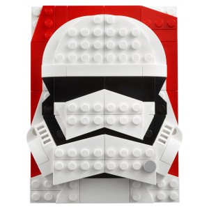 Lego Brick Sketches™ First Order Stormtrooper™ - Sale