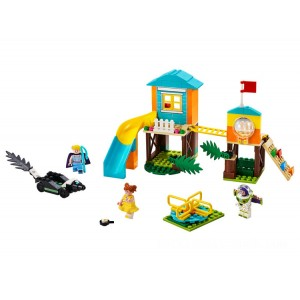 Lego Toy Story 4 Buzz & Bo Peep's Playground Adventure - Sale