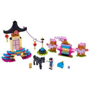 Lego Disney™ Mulan's Training Grounds - Sale