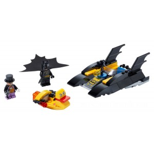 Lego DC Batboat The Penguin Pursuit! - Sale