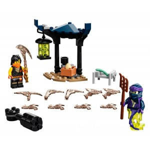 Lego NINJAGO® Epic Battle Set - Cole vs. Ghost Warrior - Sale