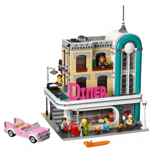 Lego Creator Expert Downtown Diner - Sale