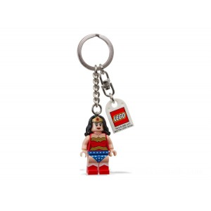 Lego DC DC Comics™ Super Heroes Wonder Woman Key Chain - Sale