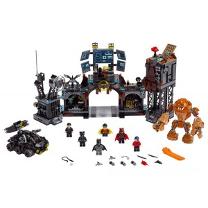Lego DC Batcave Clayface™ Invasion - Sale