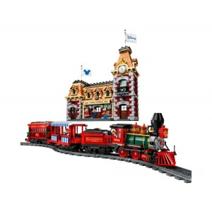 Lego Disney™ Disney Train and Station - Sale