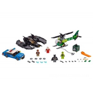Lego DC Batman™ Batwing and The Riddler™ Heist - Sale