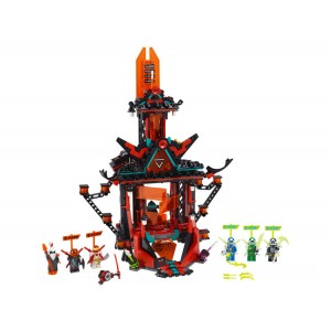 Lego NINJAGO® Empire Temple of Madness - Sale