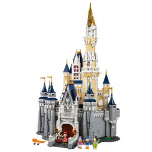 Lego Disney™ The Disney Castle - Sale