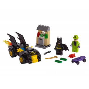 Lego DC Batman™ vs. The Riddler™ Robbery - Sale