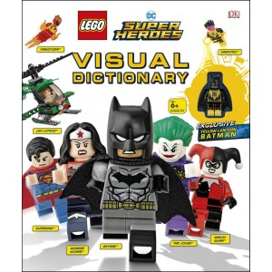 Lego DC DC Super Heroes Visual Dictionary - Sale