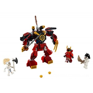 Lego NINJAGO® The Samurai Mech - Sale