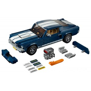 Lego Creator Expert Ford Mustang - Sale