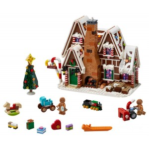 Lego Creator Expert Gingerbread House - Sale