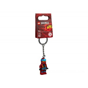 Lego NINJAGO® Nya Key Chain - Sale