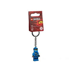Lego NINJAGO® Jay Key Chain - Sale