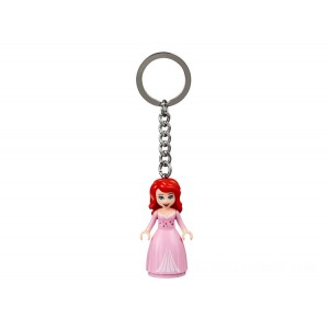 Lego Disney™ Ariel Key Chain - Sale
