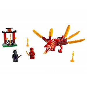 Lego NINJAGO® Kai's Fire Dragon - Sale