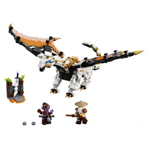 Lego NINJAGO® Wu's Battle Dragon - Sale