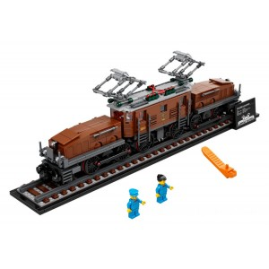 Lego Creator Expert Crocodile Locomotive - Sale