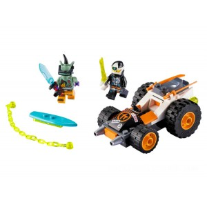 Lego NINJAGO® Cole's Speeder Car - Sale
