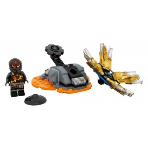 Lego NINJAGO® Spinjitzu Burst - Cole - Sale