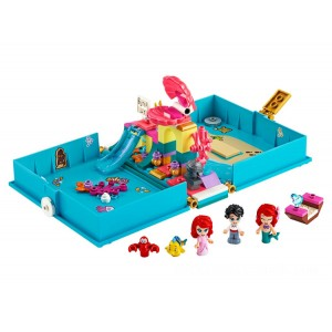 Lego Disney™ Ariel's Storybook Adventures - Sale