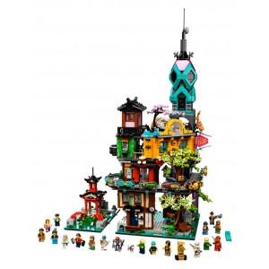 Lego NINJAGO® City Gardens - Sale