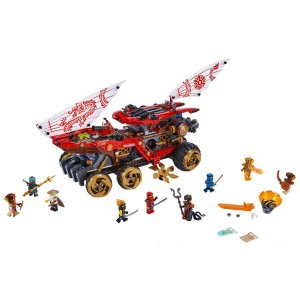 Lego NINJAGO® Land Bounty - Sale